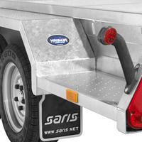 Magnum Maxx 3500 transporter - L 4,06 m - 2715 kg laadvermogen