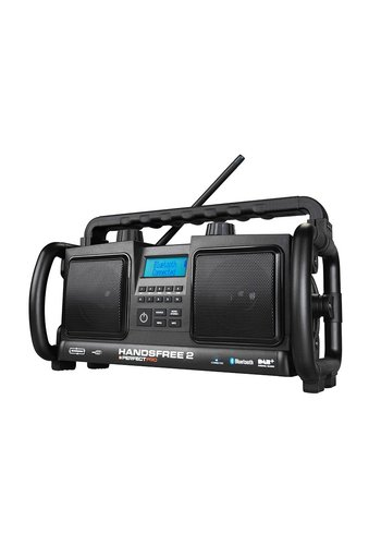 Perfect Pro Radio de chantier - Handsfree 2