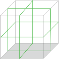 Laser ligne-croix - CCL260G