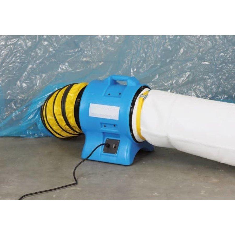 Kit aspiration - DAF 2500 - 2.500 m³/heure