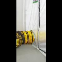 Kit aspiration - DAF2500 - 2.500 m³/heure