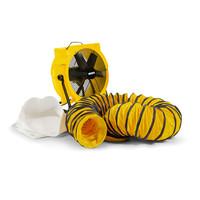Kit aspiration - TTV4500 - max. 4.500 m³/h