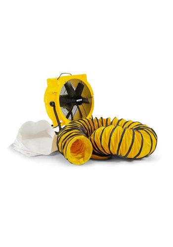 Dryfast Stofafzuigset - TTV4500 - max. 4.500 m³/u