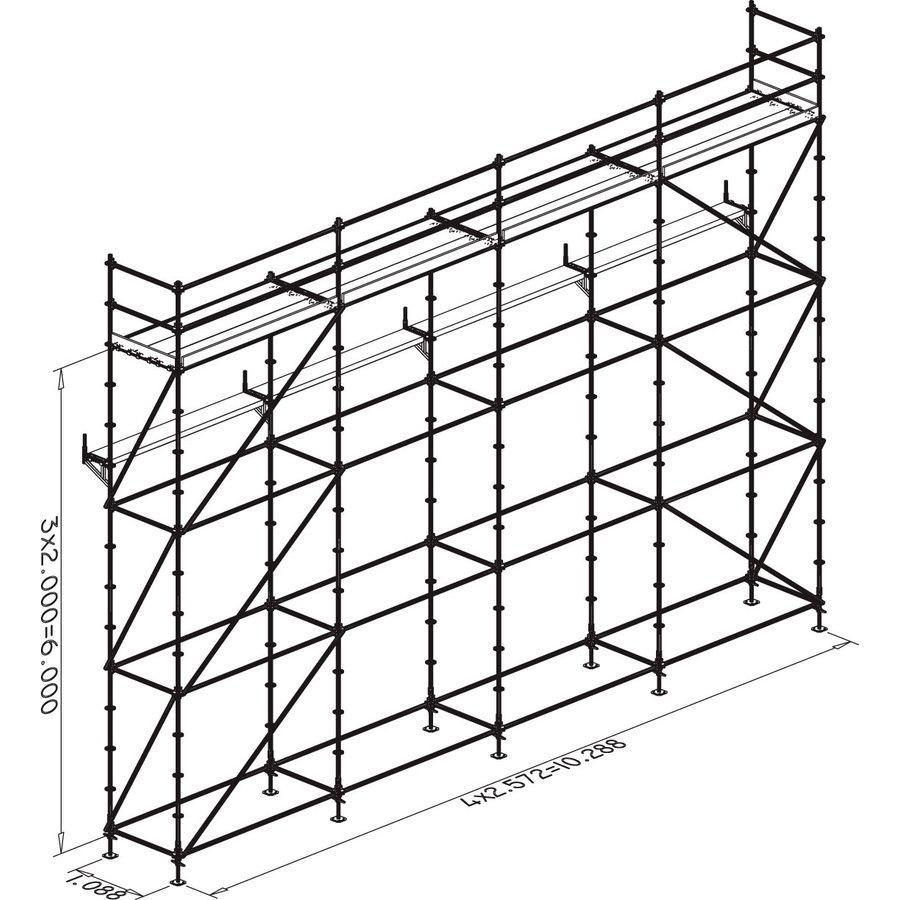 Steigerpakket 1 - Pro Line - metser