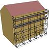 Paquet échafaudage 2 - Pro Line - maçon