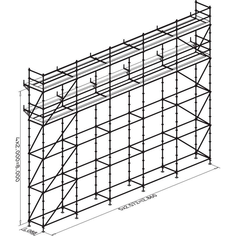 Steigerpakket 2 - Pro Line - metser