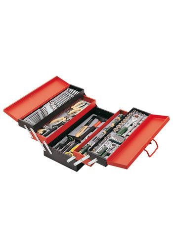 Force Tools Coffre à outils garni - 101 pièces