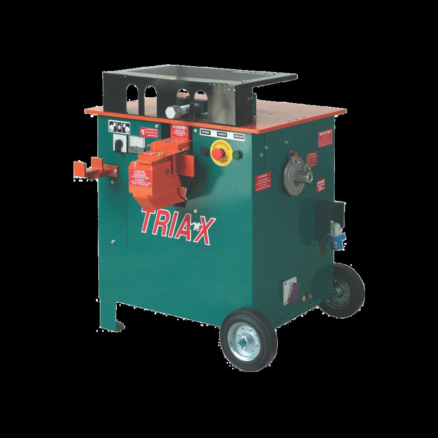 Knip- & plooitoestel - Triax PFTX 26/32