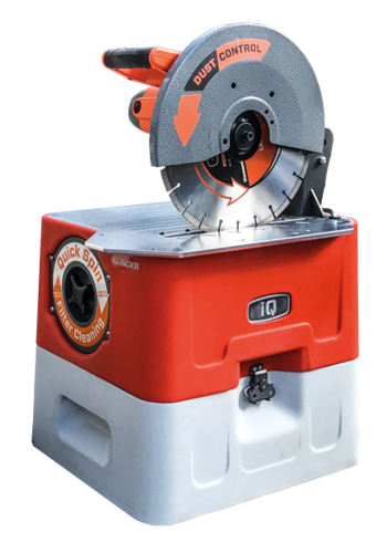 iQ Power Tools Scie à table sans poussière - IQ360XR