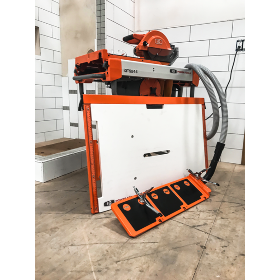 Stofvrije tegelzaagmachine - IQTS244