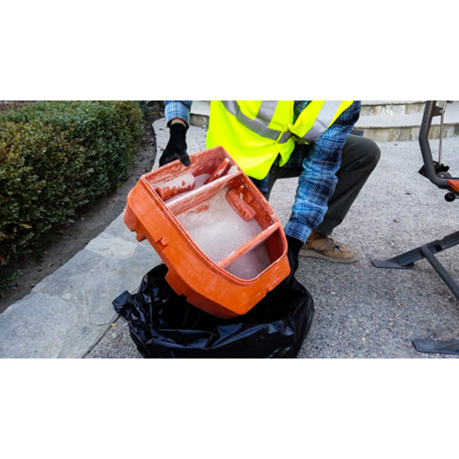 Stofvrije steenzaagmachine - IQMS362