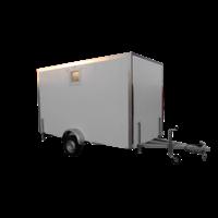 Werfwagen - type 1 - 3,85 x 1,90 x 2,10m