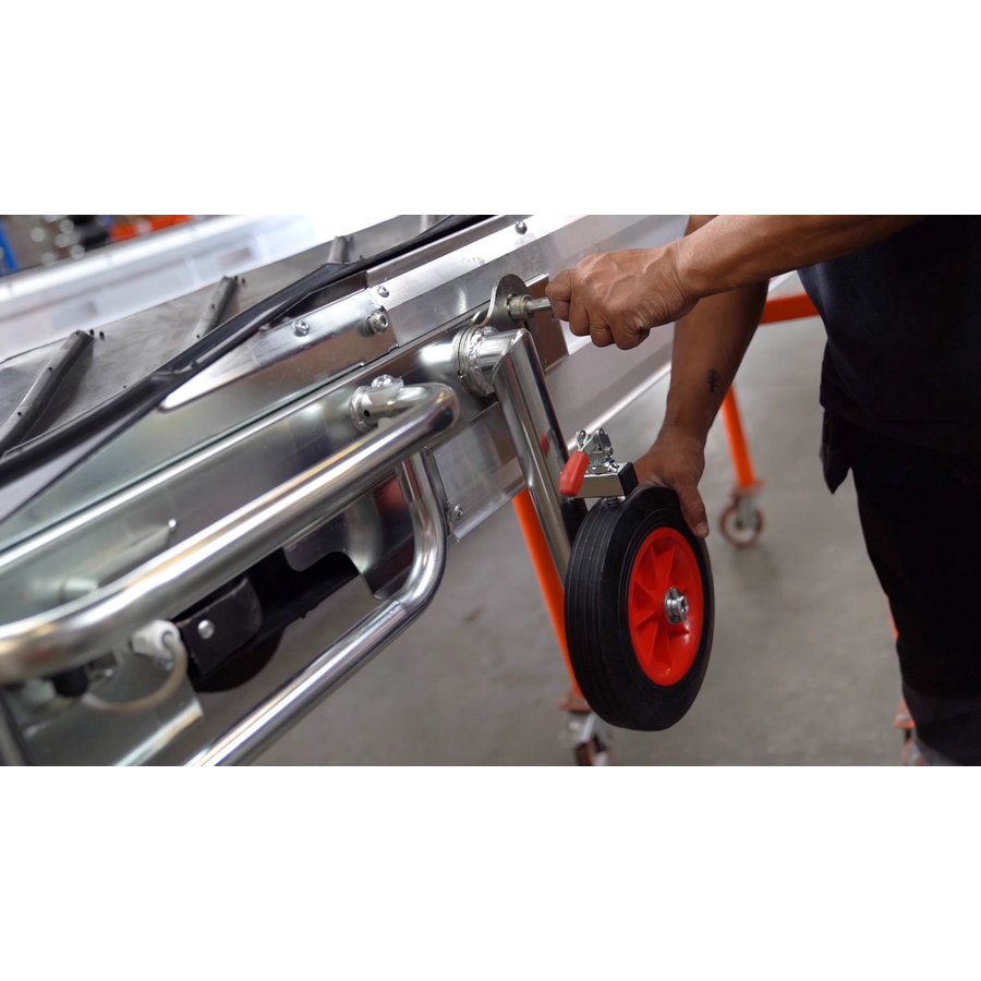 Shifta - Convoyeur à bande - La 45cm - 4,4m
