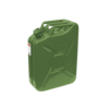 ABM Jerrycan in metaal - 10 l
