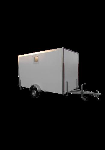 ABM Werfwagen - type 1.1 - met verlichting, banken en opbergruimte