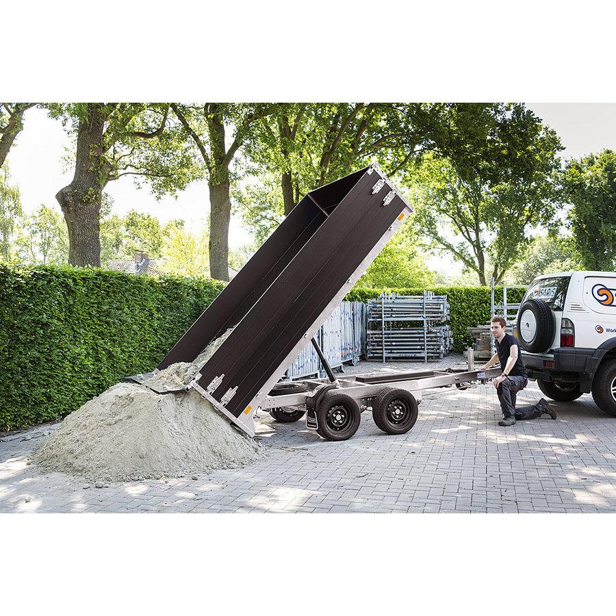 Benne (K1 306 170 2700 2) - L 3,06 m - charge utile: 2106 kg