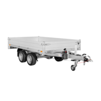 Kipper K1 306 170 2700 2 - L 3,06 m - 2106 kg laadvermogen