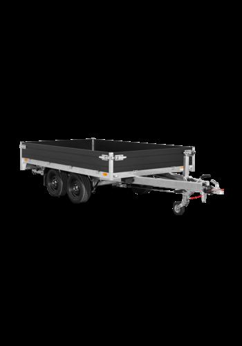 Saris Plate-forme de remorque - L 4,06 m - 2.849 kg de charge utile