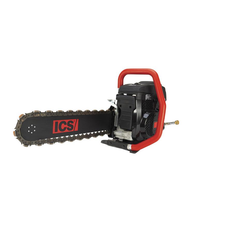 Scie à chaine diamantée ICS-695XL profondeur de coupe 40 cm