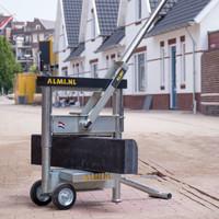 Coupe-dalles AL43U Easy