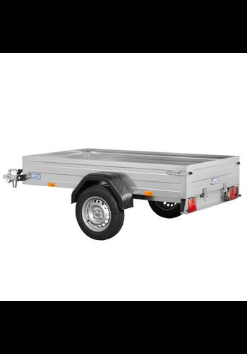 Saris King 75 aanhangwagen - L 2,06 m - 630 kg laadvermogen