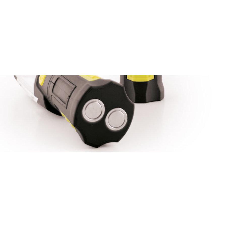 Inspec Duo grip zaklamp - 300 lumen