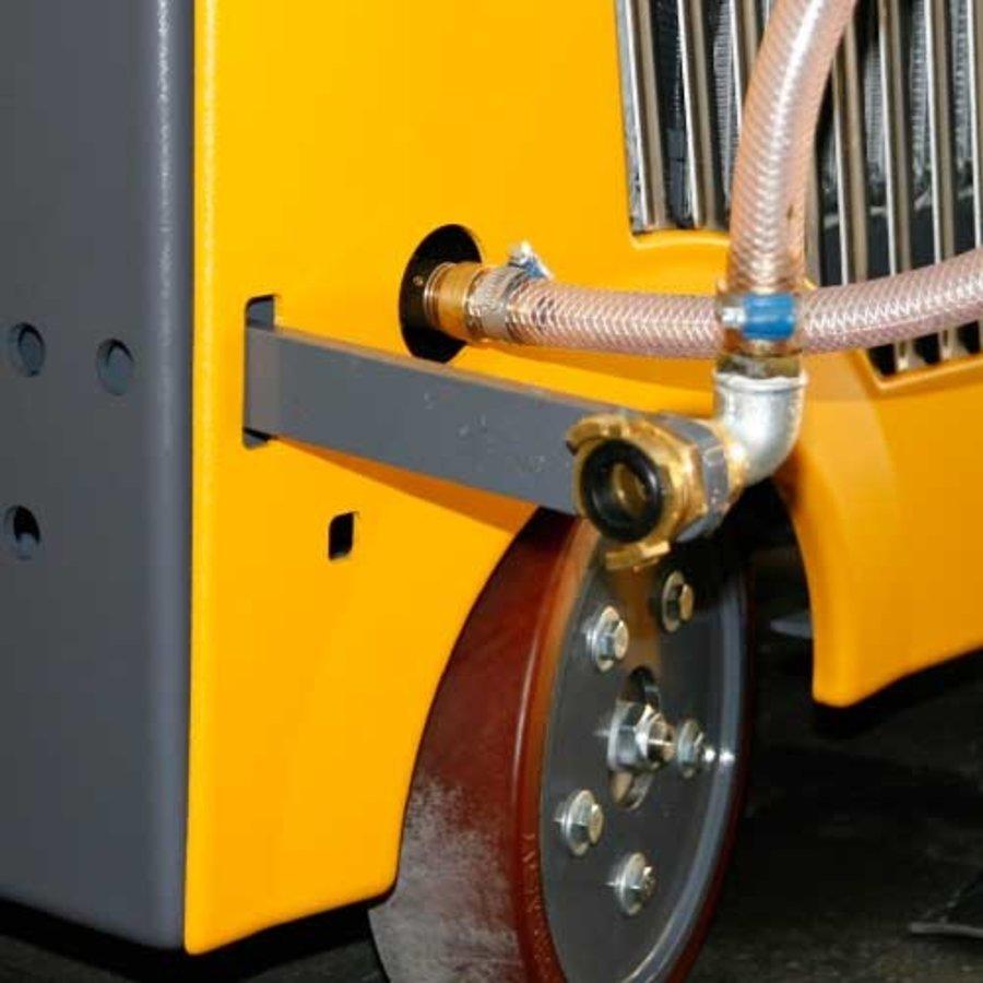 Vloerzaagmachine diesel CF-3002 D