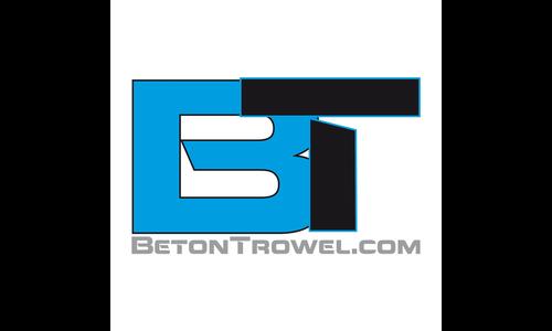 Beton Trowel