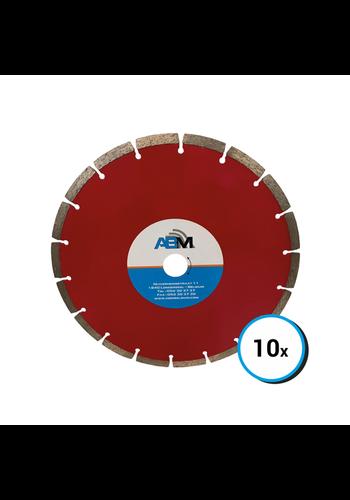 ABM Diamantzaagblad universeel - 230mm - 10 st.