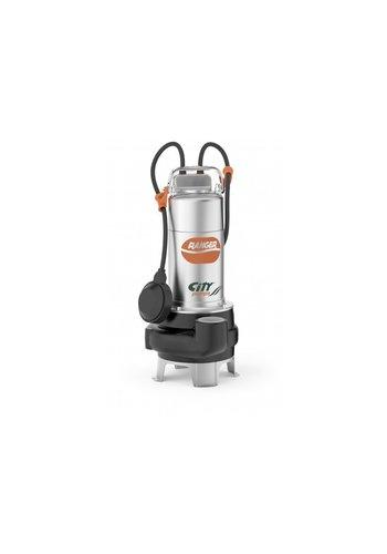 Contimac Pompe submersible Ranger Aut en acier inoxydable - 325 l/min