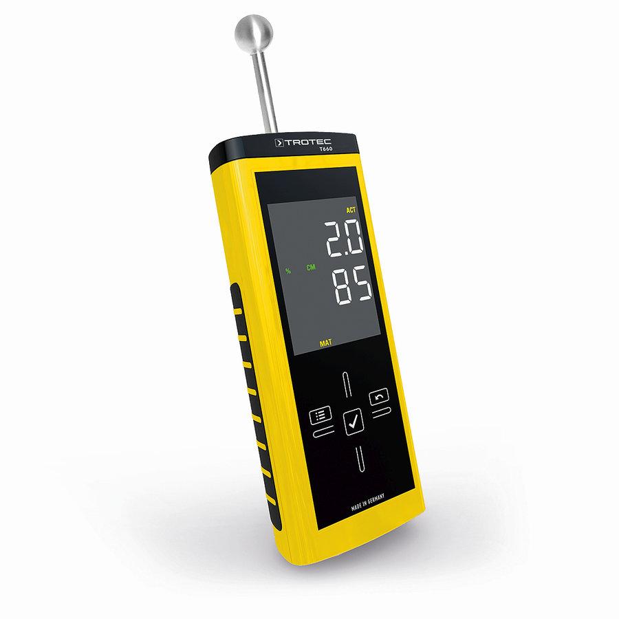 Testeur d'humidité T660