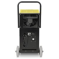 Ensemble: déshumidificateur DF400F + ventilateur TTV4500 + chauffage TEH30T