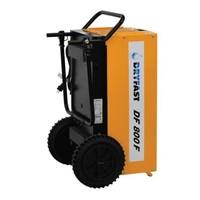 Voordeelpakket: bouwdroger DF800F + ventilator TTV4500