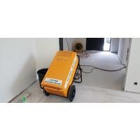 Ensemble: déshumidificateur DF800F + ventilateur TTV4500 + chauffage TEH30T