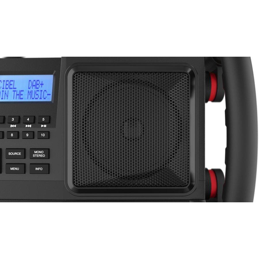 Radio de chantier - Workstation