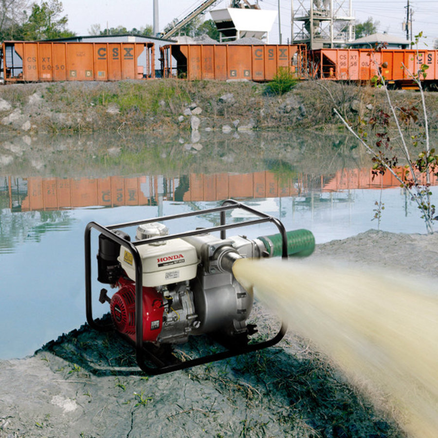 Pompe pour eau chargée WT20X - 720 l/min