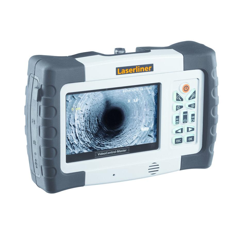 Système d'inspection vidéo: ensemble PipeControl-Levelflex
