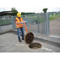Magnetische puthaak MPX600 - 400 kg