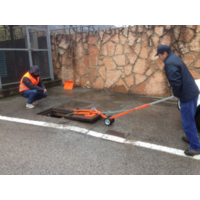 Crochet de fosse magnétique MPX600 - 400 kg