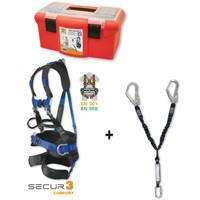 Veiligheidsharnas - comfort set stellingswerker
