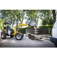 Kipper K3 306 184 2700 2 - L 3,06 m - 2000 kg laadvermogen