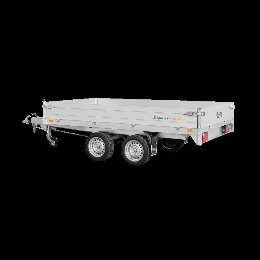 Benne (K3 306 184 2700 2) - L 3,06 m - charge utile: 2000 kg