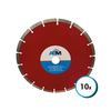 ABM 10 disques diamants - 115 mm - 10 pcs.