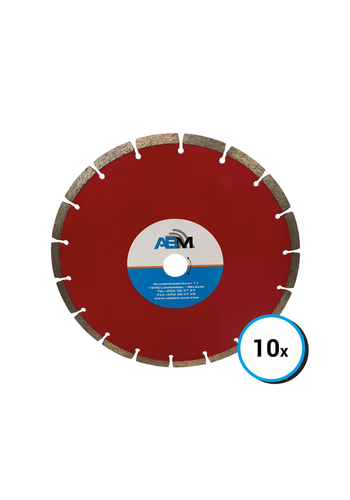 ABM Diamantzaagblad universeel - 115 mm - 10 st.
