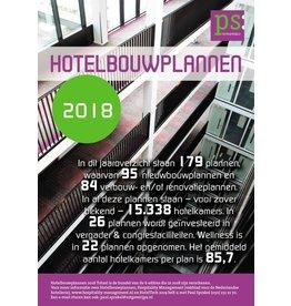 Hotelbouwplannen - Jaaroverzicht 2018