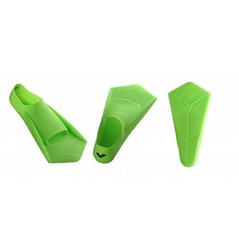 Arena Arena Powerfin Acid-Lime/Black
