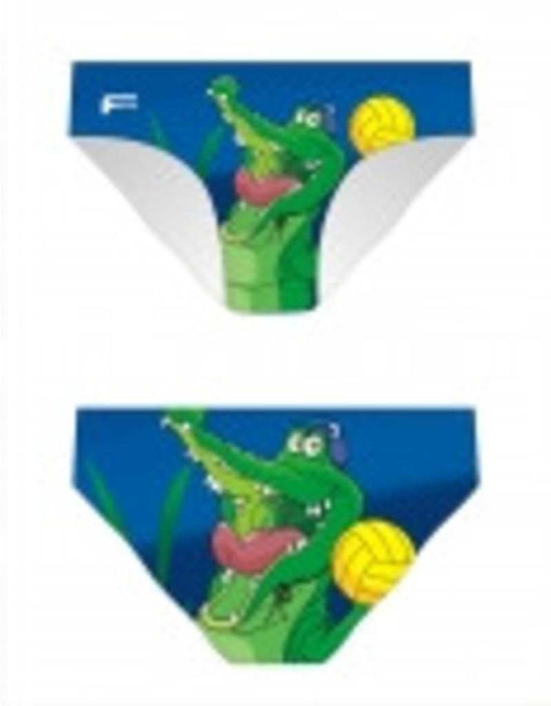 Zwembroek Kind.Waterpolo Zwembroek Crocodile Active Swimwear Kind Active Swimwear