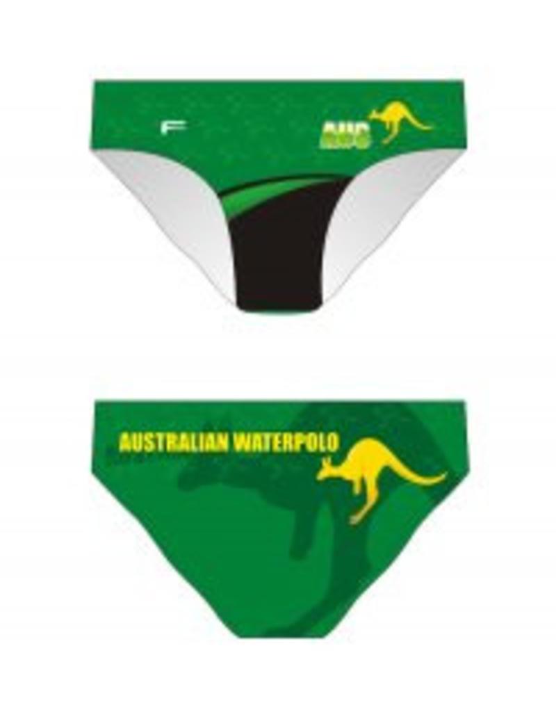 Force Waterpolo zwembroek Australie - maat 164/176