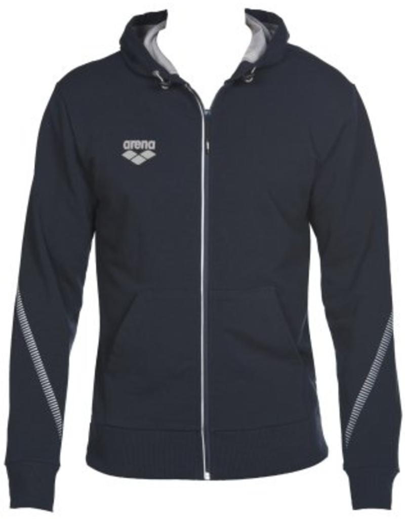 Arena Arena TL Hooded jacket navy