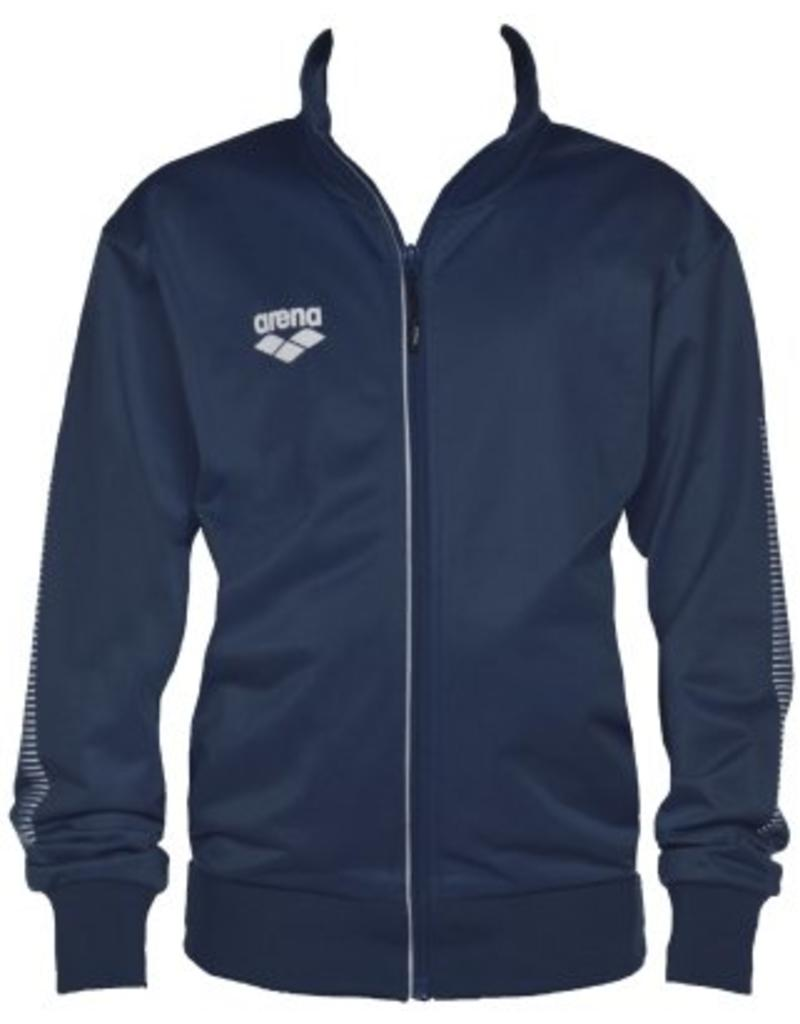 Arena Arena TL Knitted Poly Jacket navy jr